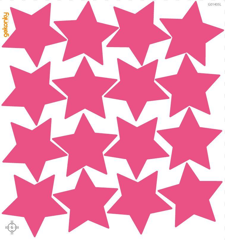 Hvězdy malinové