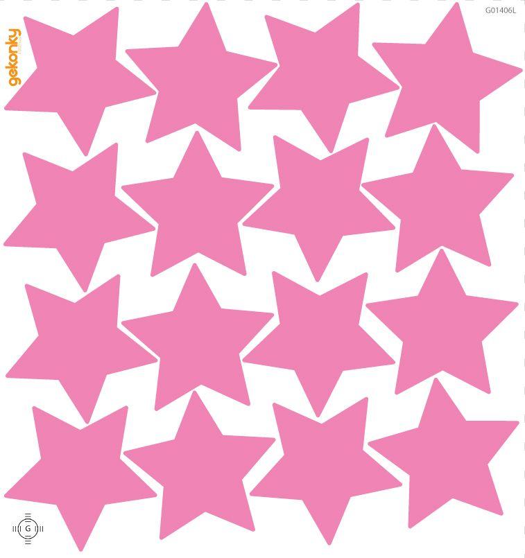 Hvězdy růžové