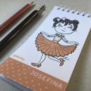 Josefina, kreativní bloček do ruky