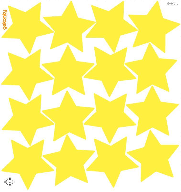 Hvězdy žluté