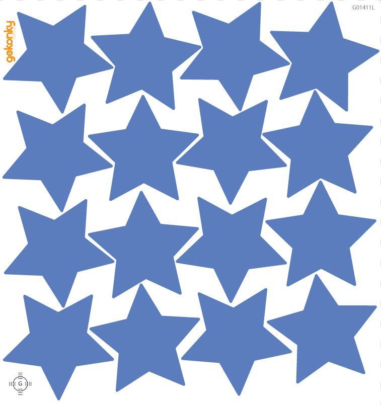 Hvězdy modré