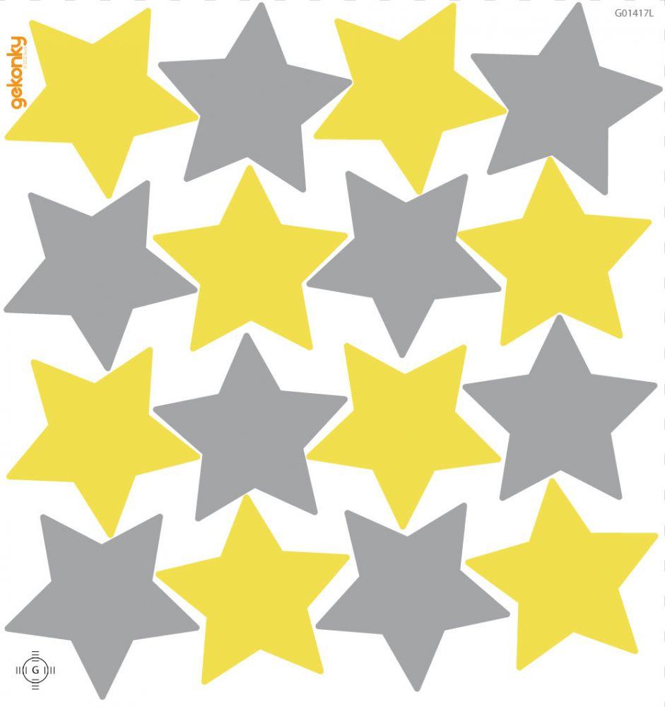 BARVY ROKU 2021, speciální kolekce - hvězdy