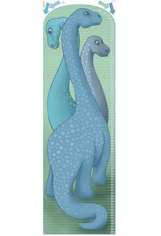 Samolepící nástěnný metr: Brontosauři